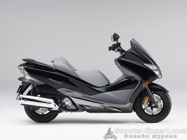 Honda Forza Z Special Edition — новинка 2012 года