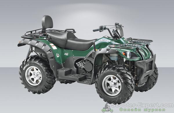 Квадроцикл Stels ATV-500GT
