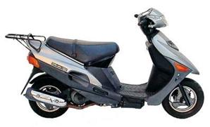 Suzuki vecstar 150