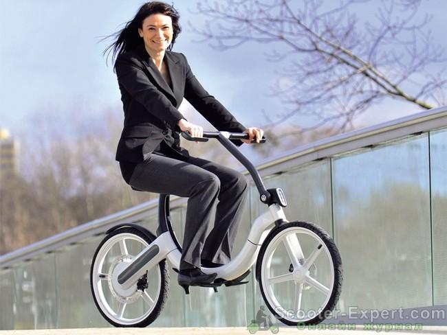 Электровелосипед Volkswagen