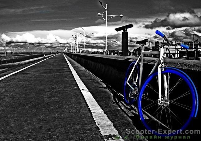 Велосипед - преимущества и недостатки