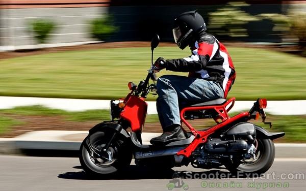Причины медленного разгона скутера