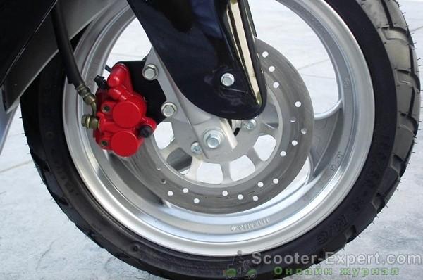 Как заменить тормозной диск