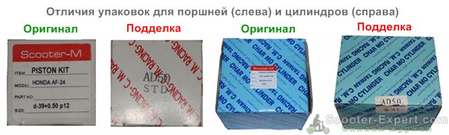 Упаковка ЦПГ