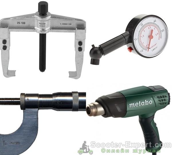 Инструменты для профессионала
