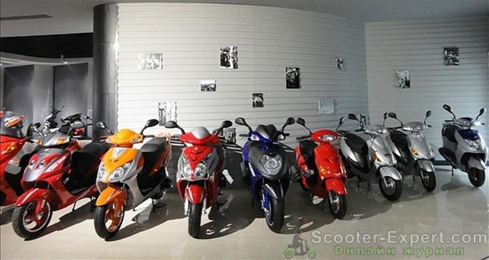 Советы по покупке скутера